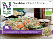 Groddar, 'Hot Mix', Ekologisk