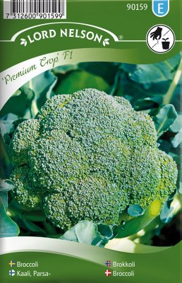 Broccoli, 'Premium Crop' F1